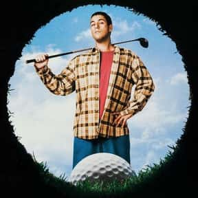 Happy Gilmore is listed (or ranked) 4 on the list The Best Movies of 1996