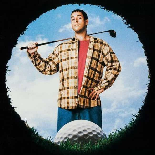 Happy Gilmore is listed (or ranked) 4 on the list What to Watch If You Love 'Family Guy'