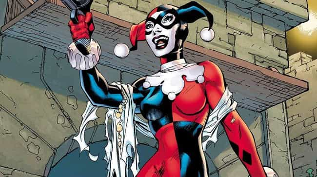 Harley Quinn is listed (or ranked) 2 on the list Cartoon Characters You Never Realized Are Probably Gay