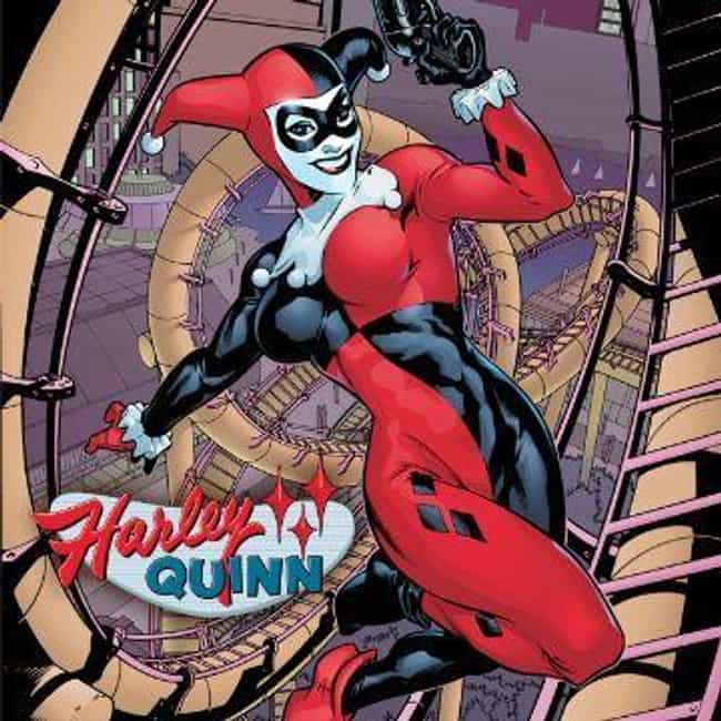 Harley Quinn is listed (or ranked) 3 on the list Batman Villains, Ranked By Hotness
