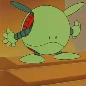 Haro is listed (or ranked) 11 on the list The Best Broken Record Anime Characters