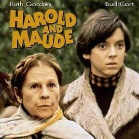Harold and Maude is listed (or ranked) 4 on the list The Best '70s Romantic Comedies Ranked