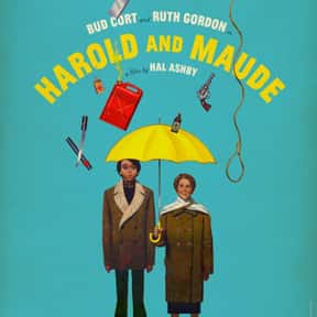 Harold And Maude is listed (or ranked) 7 on the list Great Movies About Old Ladies