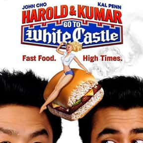Harold & Kumar Go to White Cas is listed (or ranked) 16 on the list The Best Drug Movies of All Time