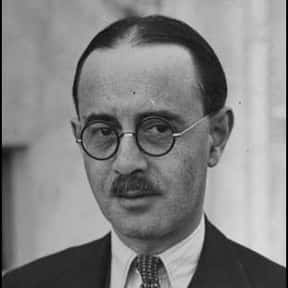 Harold Laski is listed (or ranked) 19 on the list Famous Professors from England