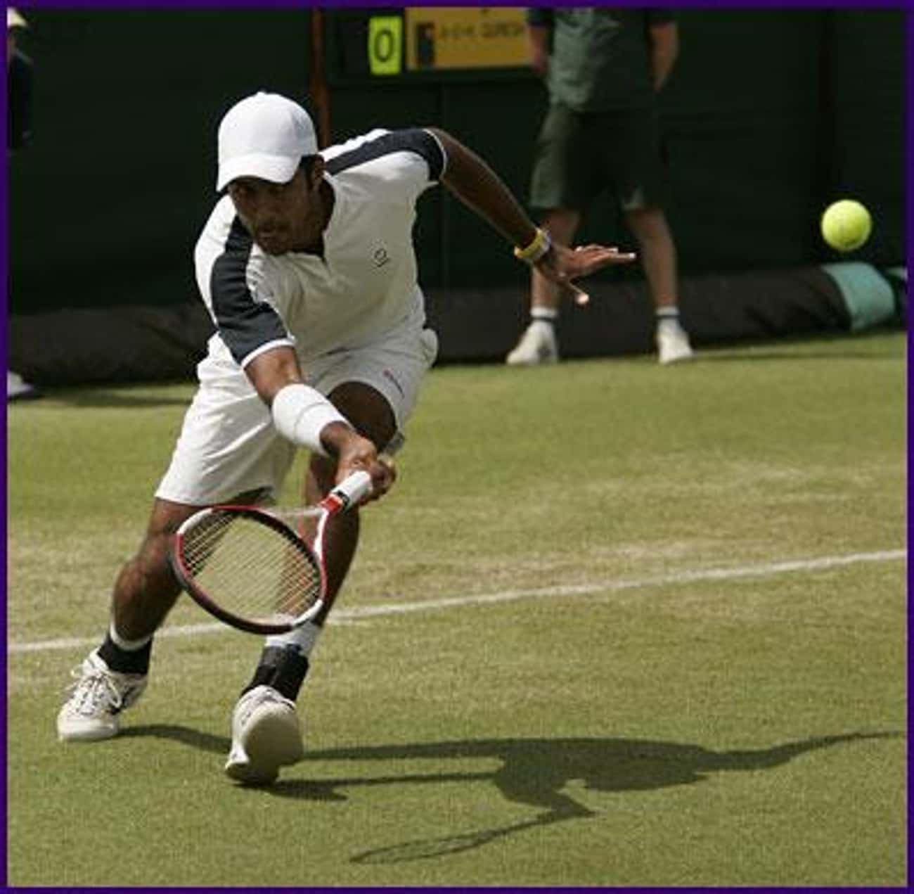 Haroon Rahim is listed (or ranked) 2 on the list The Best Tennis Players from Pakistan