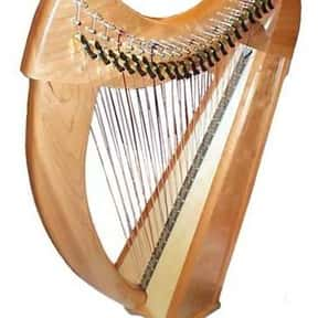 Harp is listed (or ranked) 7 on the list String instrument - Instruments in This Family