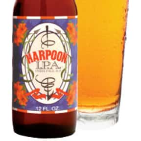 Harpoon IPA is listed (or ranked) 16 on the list The Best American Domestic Beers