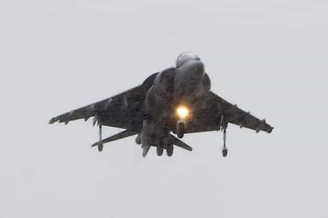 Harrier Jump Jet is listed (or ranked) 4 on the list Hawker-Siddeley Airplanes and Aircrafts