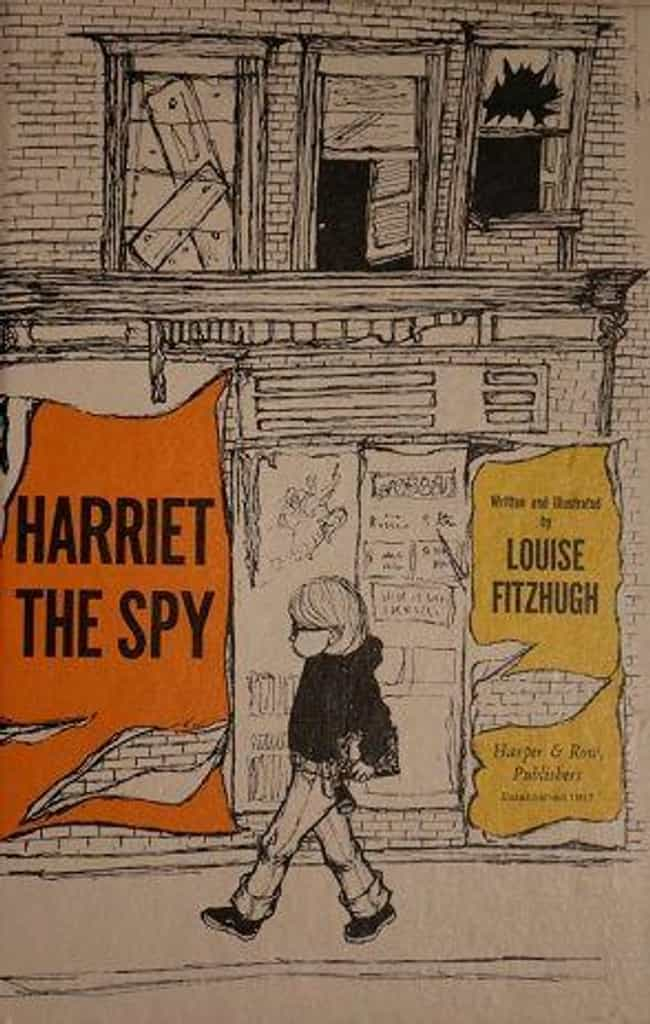 Harriet the Spy is listed (or ranked) 2 on the list Innocent Books That Parents Tried To Ban For Stupid Reasons