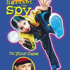 Harriet the Spy is listed (or ranked) 1 on the list Movies Based On Books You Should Have Read In 4th Grade