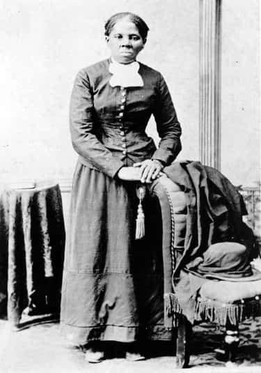 Harriet Tubman is listed (or ranked) 1 on the list Famous American Women Who Deserve Their Faces On Money