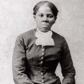 Harriet Tubman is listed (or ranked) 25 on the list The Most Inspiring (Non-Hollywood) Female Role Models