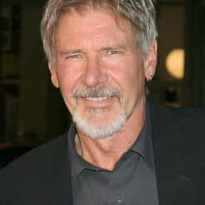 Harrison Ford is listed (or ranked) 14 on the list The Hottest Silver Foxes
