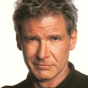 Harrison Ford is listed (or ranked) 9 on the list Famous People Named Harrison