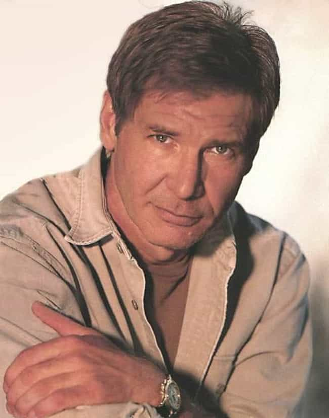 Harrison Ford is listed (or ranked) 3 on the list 14 Famous People with Jewish Mothers