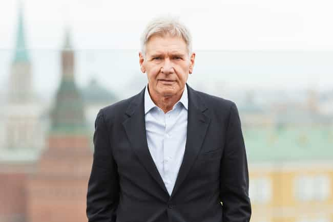 Harrison Ford is listed (or ranked) 6 on the list 32 Celebrities Who Have Saved The Lives Of Regular People