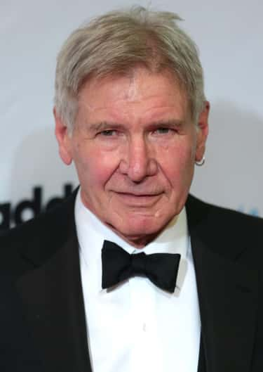 Harrison Ford is listed (or ranked) 2 on the list Men Who Minnie Driver Has Dated