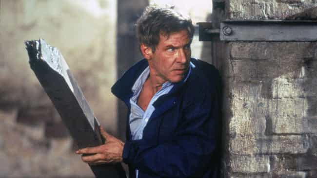 Harrison Ford is listed (or ranked) 2 on the list All The Actors Who Played Jack Ryan, Ranked