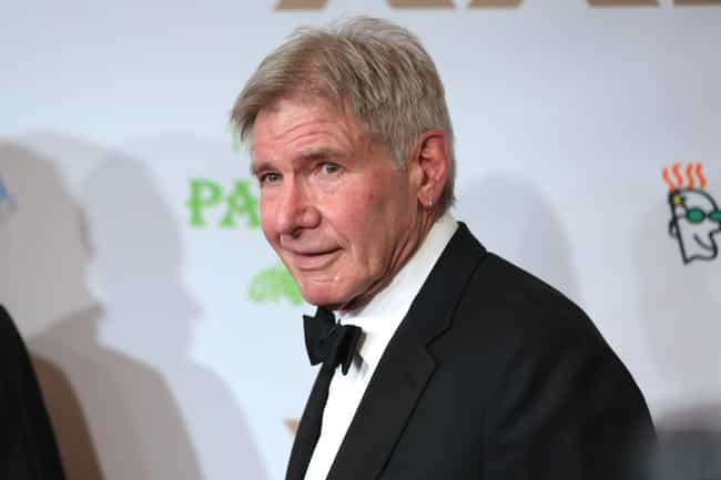 Harrison Ford is listed (or ranked) 1 on the list Celebrities Who Survived Plane Crashes