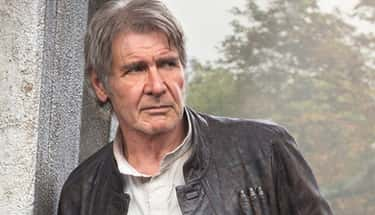 Harrison Ford Wanted Han Solo  is listed (or ranked) 1 on the list Actors Who Really Wanted Their Movie Characters To Die