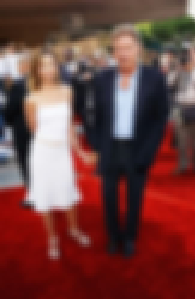 Harrison Ford is listed (or ranked) 5 on the list 29 Famous Men Who Married Much Younger Women