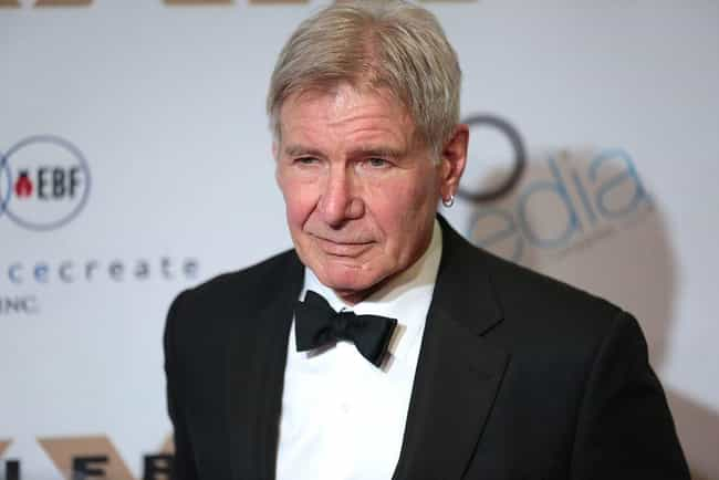 Harrison Ford is listed (or ranked) 4 on the list In Case You Missed It: The Biggest TV News From Nov. 18-22