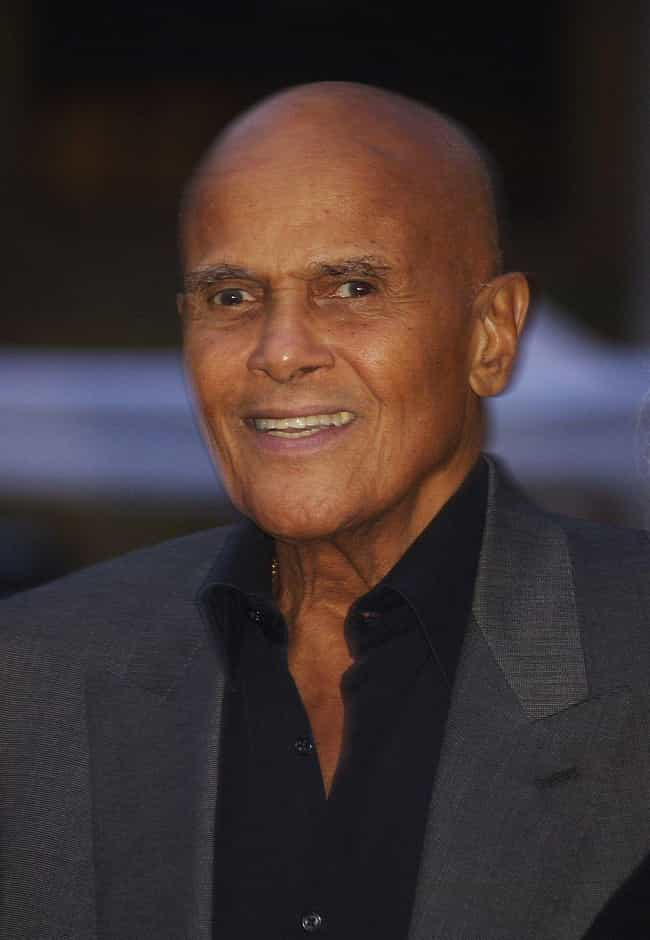 Harry Belafonte is listed (or ranked) 3 on the list Old Singers You Didn't Realize Are Still Alive