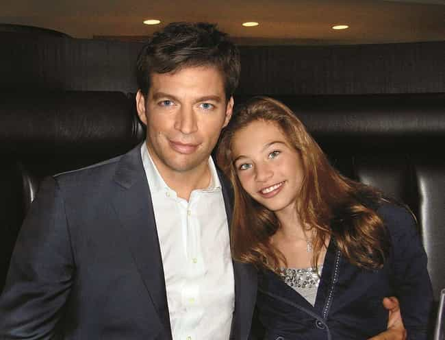 Harry Connick, Jr. is listed (or ranked) 4 on the list 23 Famous Dads Who Only Have Daughters