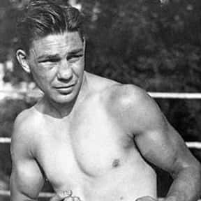 Harry Greb is listed (or ranked) 6 on the list The Best Middleweight Boxers of All Time