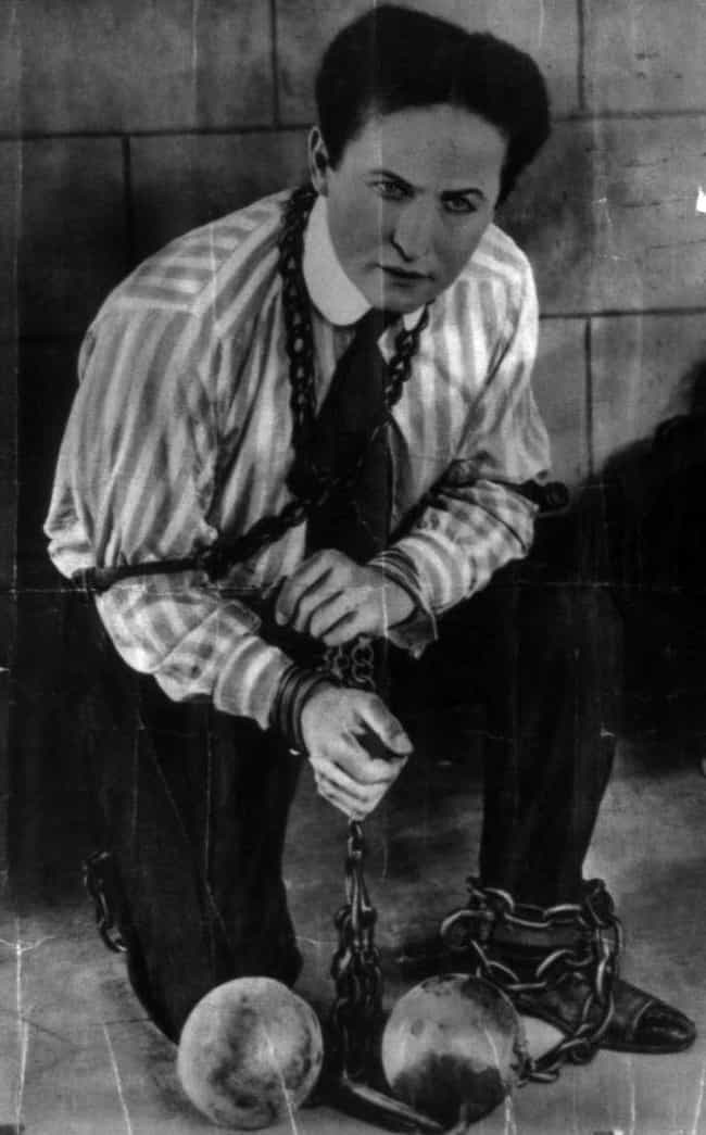 Harry Houdini is listed (or ranked) 2 on the list 12 Historic People Who Had Crazy Last Wills