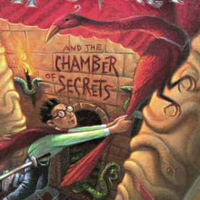 Harry Potter and the Chamber o is listed (or ranked) 12 on the list Good Books for 10 Year Olds