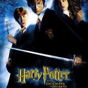 Harry Potter and the Chamber o is listed (or ranked) 10 on the list The Best Rainy Day Movies