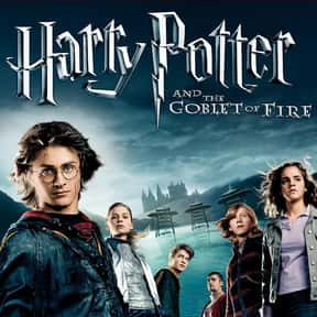 Harry Potter and the Goblet of is listed (or ranked) 4 on the list The Best Rainy Day Movies