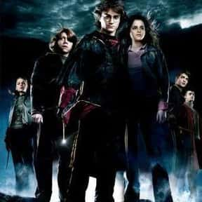 Harry Potter and the Goblet of is listed (or ranked) 1 on the list The Best Robert Pattinson Movies