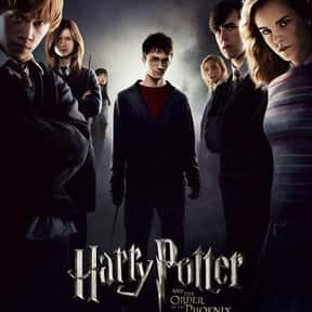 Harry Potter and the Order of  is listed (or ranked) 7 on the list The Best Emma Watson Movies