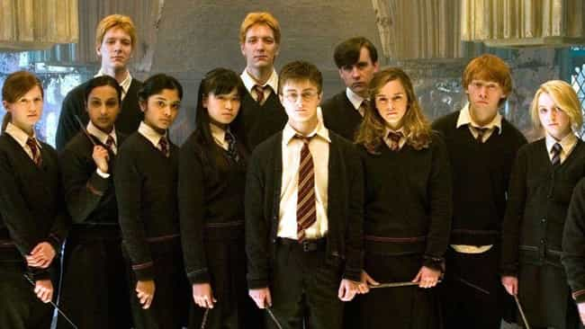 Harry Potter and the Ord... is listed (or ranked) 1 on the list Your Favorite Movie Casts, Reunited