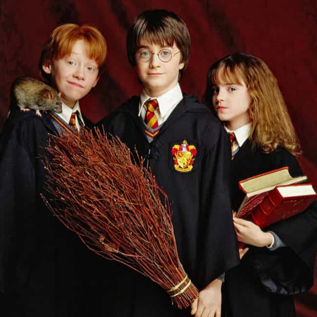 Harry Potter and the Sorcerer'... is listed (or ranked) 6 on the list The 2000s Movies That Stuck with You the Most