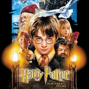 Harry Potter and the Sorcerer& is listed (or ranked) 19 on the list The Greatest Film Scores of All Time