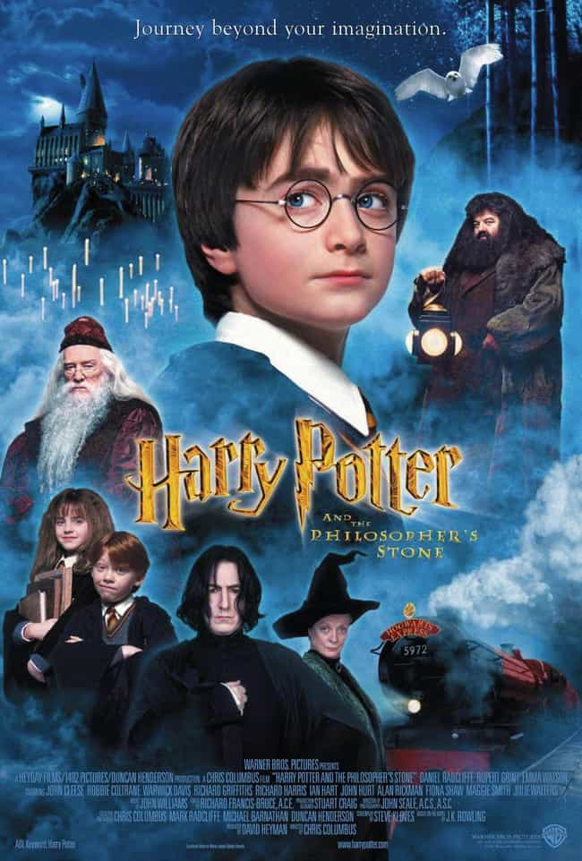 Harry Potter and the Philosoph... is listed (or ranked) 4 on the list All Harry Potter Movies, Ranked Best to Worst
