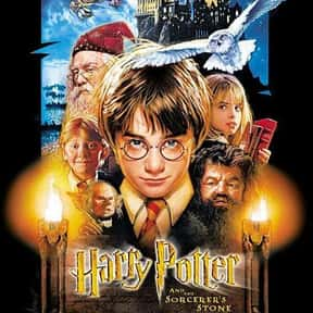 Harry Potter and the Philosoph is listed (or ranked) 13 on the list The Best Adventure Movies for Kids