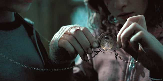 Harry Potter and the Pri... is listed (or ranked) 4 on the list Methods Of Time Travel In Movies, Ranked By How Much You'd Want To Use Them