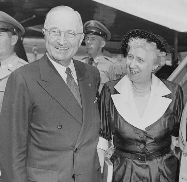 Harry S. Truman is listed (or ranked) 4 on the list 14 Of The Best Recipes From US Presidents And First Ladies
