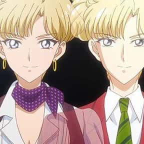 Sailor Uranus is listed (or ranked) 15 on the list 30+ Anime Characters With Secret Identities
