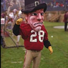 Harvard University is listed (or ranked) 10 on the list Universities With The Dumbest College Mascots