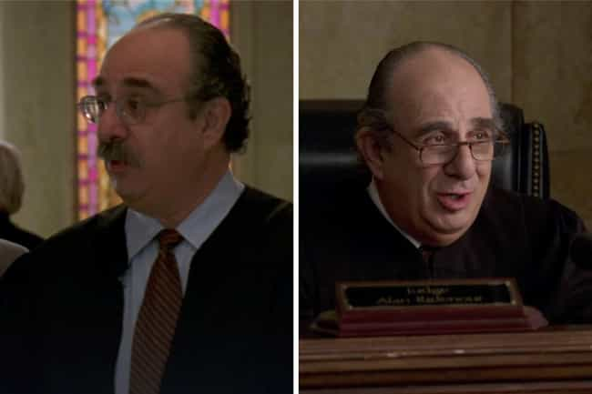 Harvey Atkin is listed (or ranked) 4 on the list How The 'Law & Order: SVU' Has Aged Since The First Season
