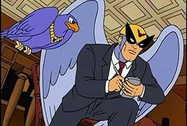 Harvey Birdman, Attorney At La is listed (or ranked) 1 on the list 15 Super Underrated Adult Swim Shows That Deserve More Credit
