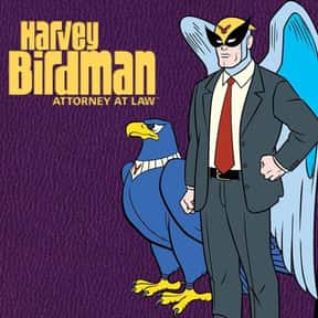 Harvey Birdman, Attorney at La is listed (or ranked) 13 on the list Paget Brewster TV Show/Series Credits