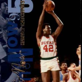 Harvey Catchings is listed (or ranked) 10 on the list The Best NBA Players from Mississippi