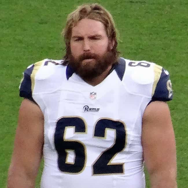 Harvey Dahl is listed (or ranked) 3 on the list The Best NFL Players From Nevada